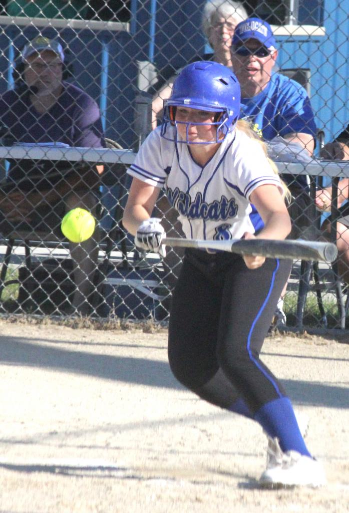 Blair-Taylor softball earned their fourth-consecutive Wisconsin Interscholastic Athletic Association regional title last week with wins over Durand and Auburndale.