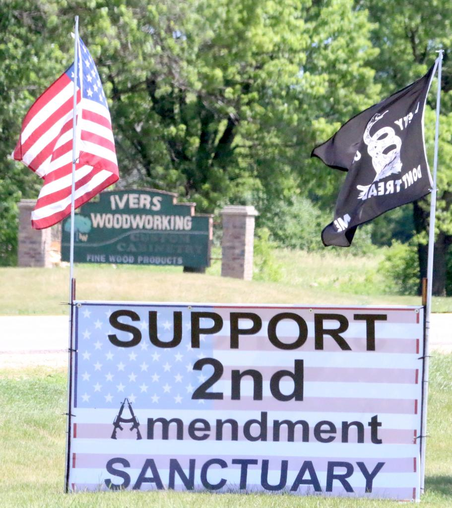 """County board members voted down both making the county a Second Amendment sanctuary and letting county voters decide in moves the measure's supporters called """"disappointing"""" and """"frustrating."""""""