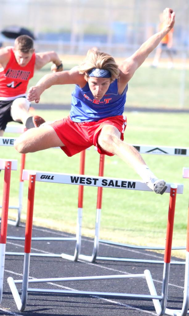 Nine area athletes will compete in nine total Wisconsin Interscholastic Athletic Association Division Two state track meet events this Friday, after making it past regional and sectional competition last week.